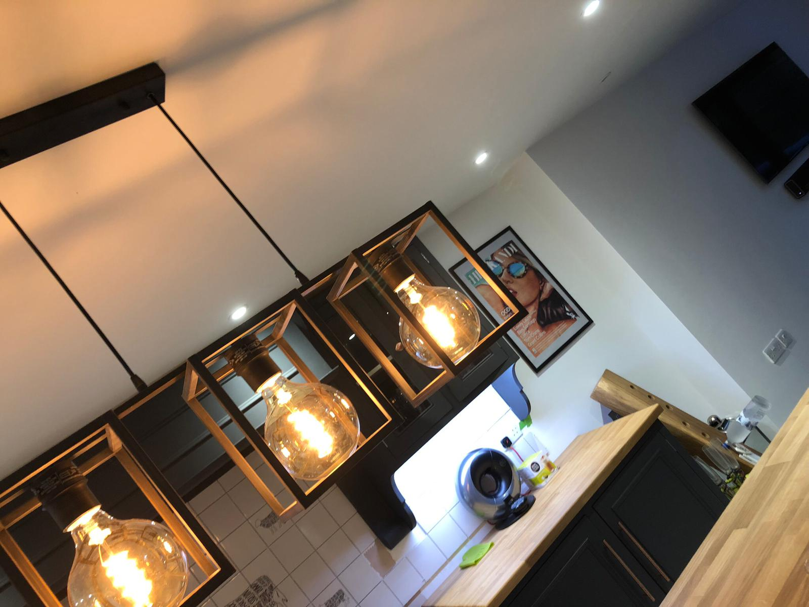 Quirky Light fittings