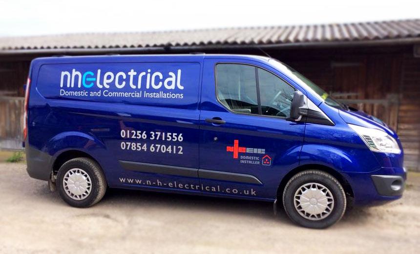NH Electrical Van