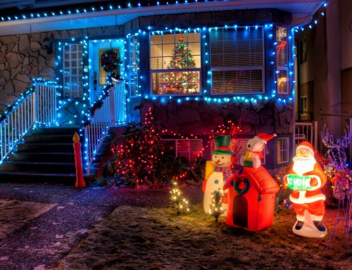 'Tis The Season To Be Safe! Christmas Lights Safety Guide