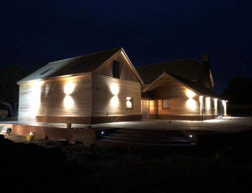 How Security Lighting Can Help to Protect your Home